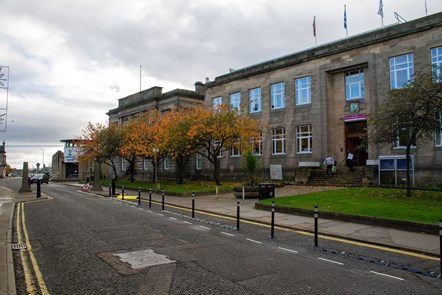 Moray Council HQ
