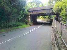 Glamorganshire Canal Bridge in Cardiff