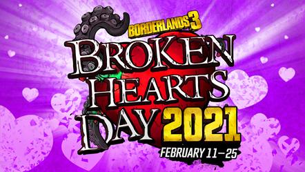 BL3 - Broken Hearts 2021 Logo