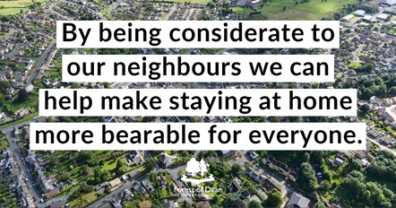 Love thy neighbour: considerate