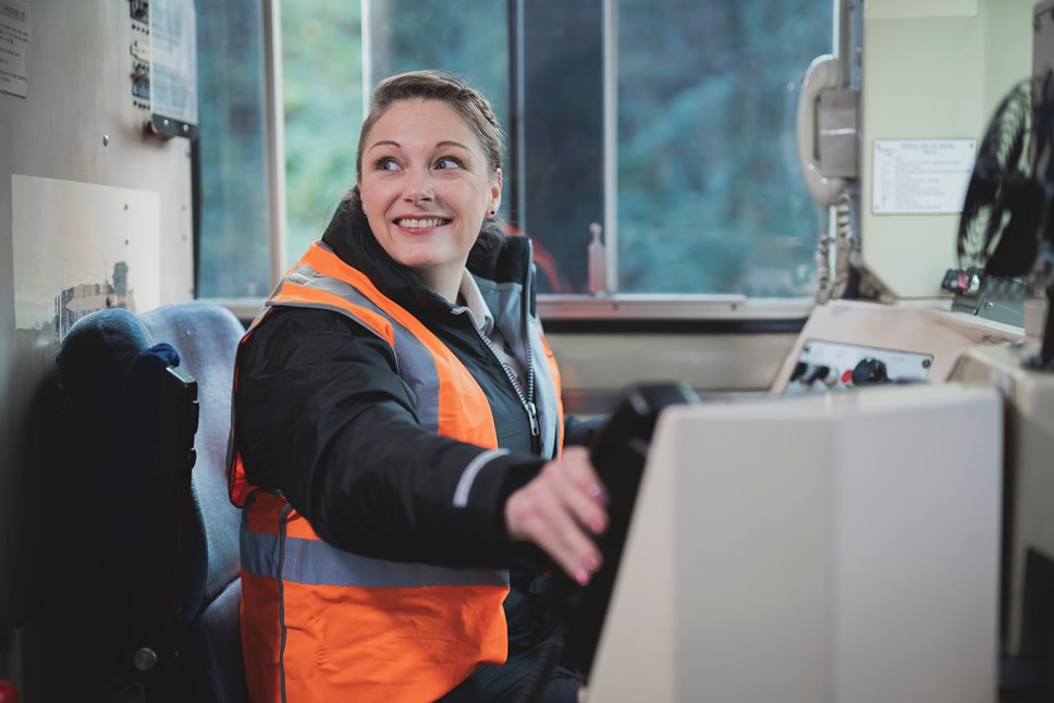 International Women's Day - The Women Leading the Rail Industry in Wales:  A7R7682