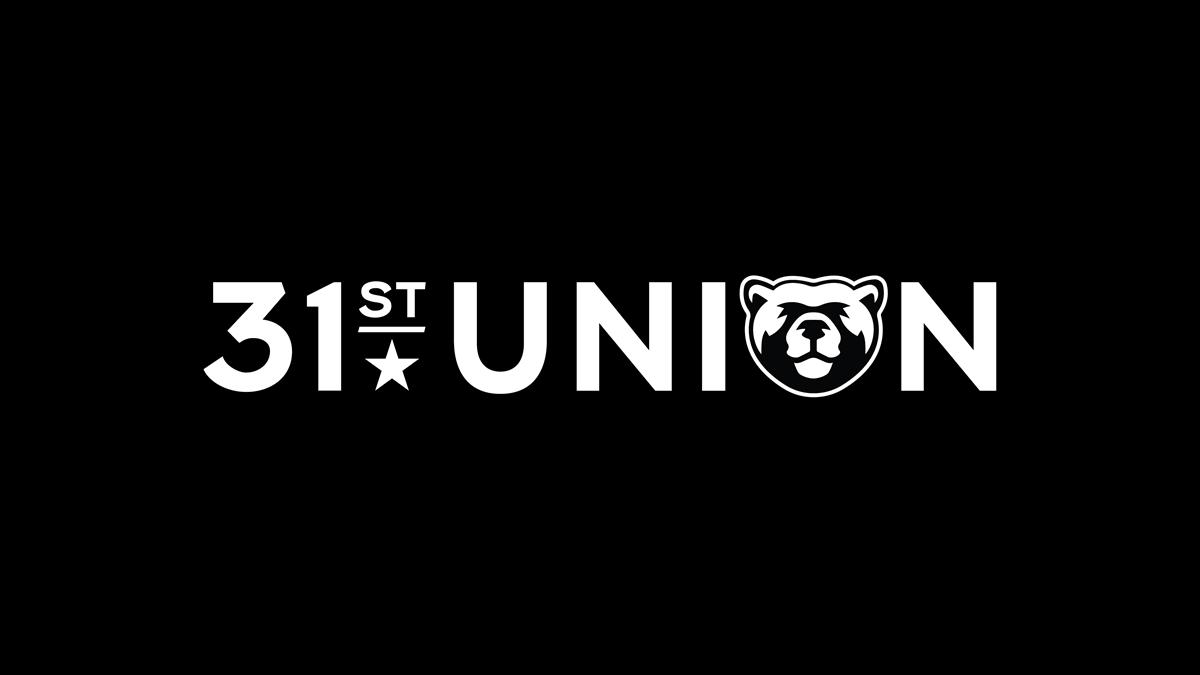 31st Union Studio Logo Black