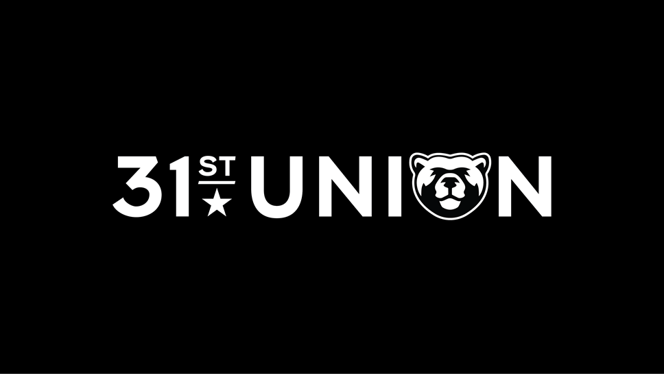 31st Union Studio Logo Black