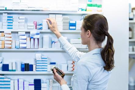 Melatonin now available as licensed medicine: iStock-629745892 (pharmacy)