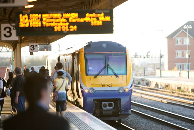 Number of rail users to grow by 31% in 2019