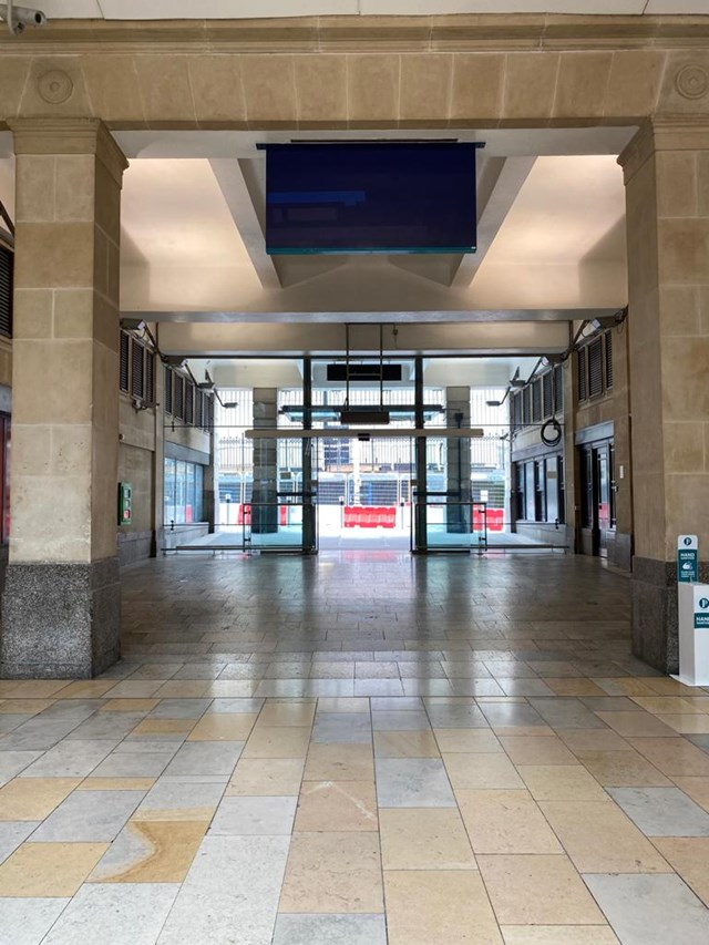 Paddington Entrance 3
