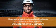 Check before you travel - 24 December 2016 to 2 January 2017: Christmas 2016 check before you travel