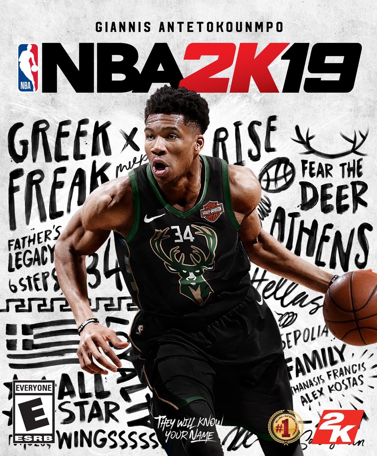 NBA2K19 SE AGN FOB (ESRB)