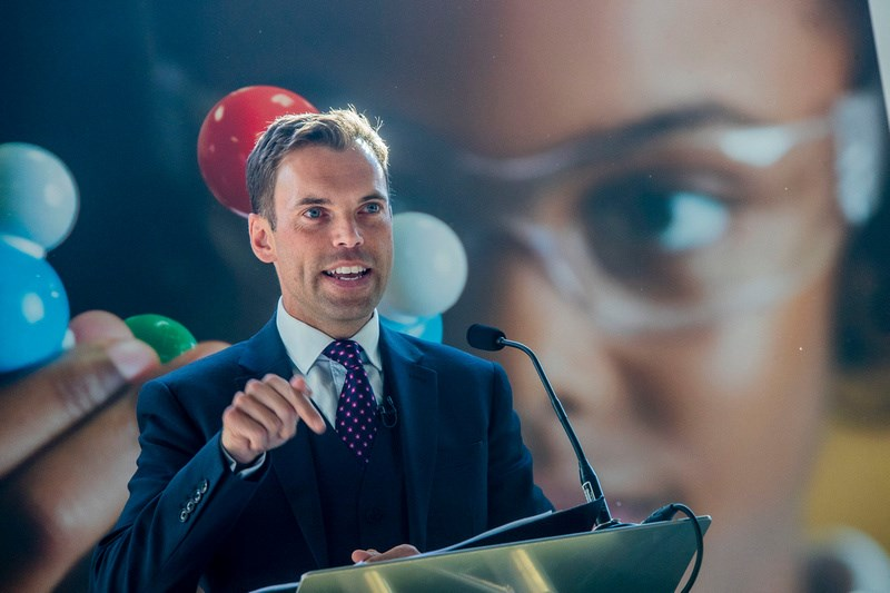 Minister for Economy and Transport Ken Skates