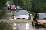 Flooding risk: Resilience-flooding-roads-cars