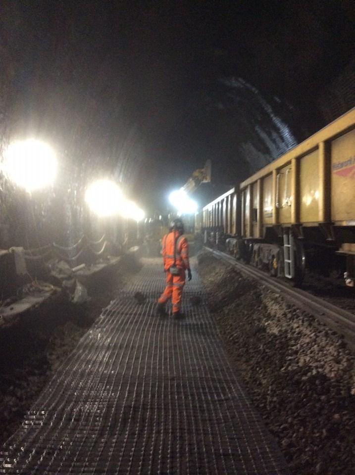 Sevenoaks Tunnel Refurbishment 2018 (12)