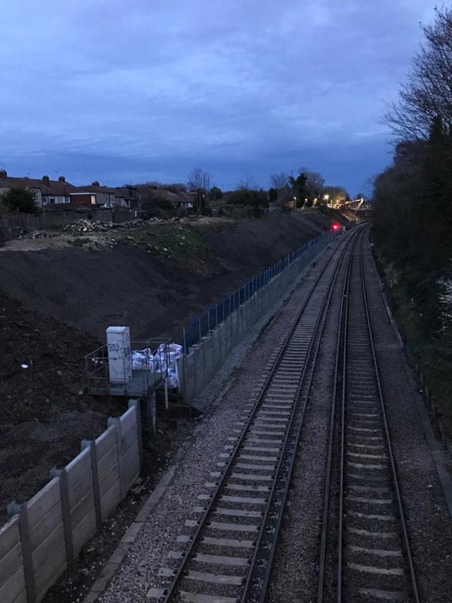 Bexleyheath line work