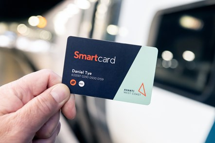 Avanti West Coast launch smartcard - image 5
