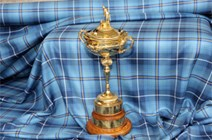 Ready for The Ryder Cup: Ryder Cup Trophy