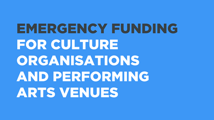 Mid Blue Emergency Funding for Culture Organisations and Performing Arts Venues (1)