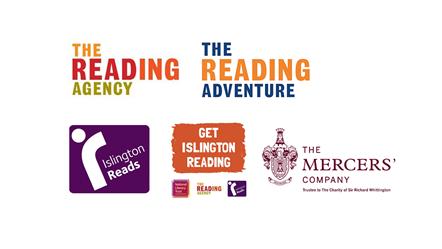 The Reading Adventure - logos