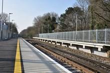 Sunningdale station - 3