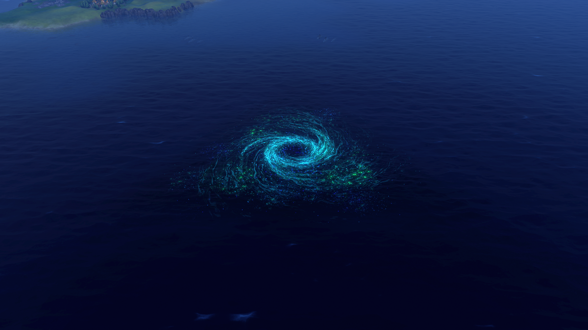 Civilization VI - New Frontier Pass - Maya & Gran Colombia Pack - Bermuda Triangle Natural Wonder