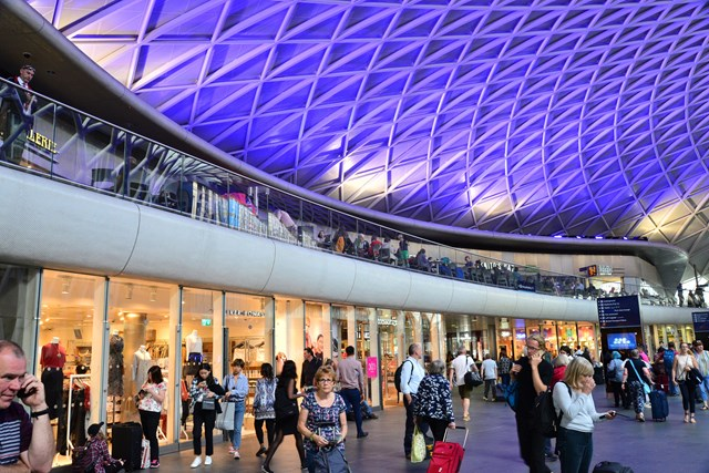 Green commitments given seal of approval: Kings Cross
