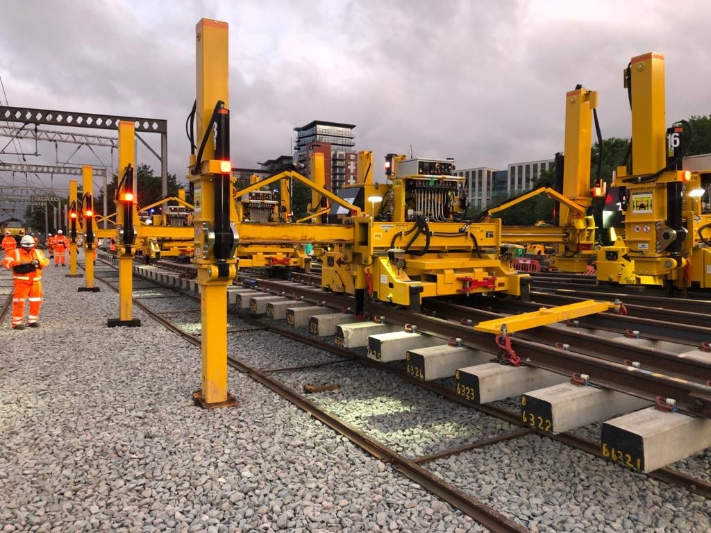 Passengers should plan ahead over August Bank Holiday weekend: Track renewal-71