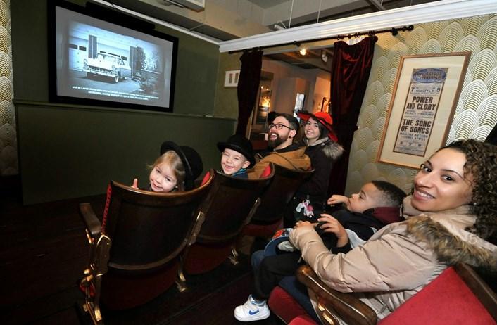 Leeds City Museum cinema space now open: leedscitymuseumcinema.jpg