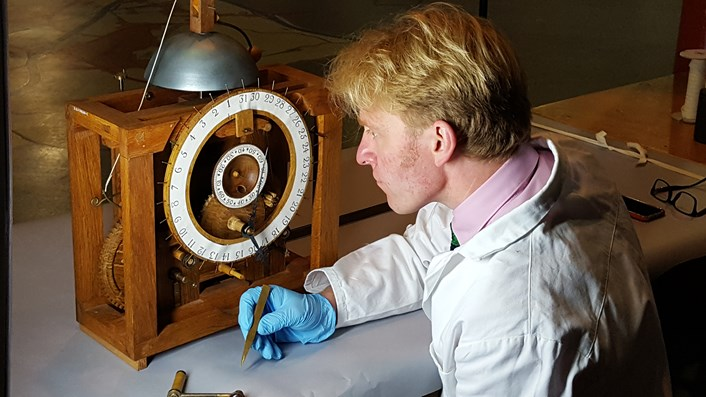 Time for a tune-up for the clock designs that changed the world: 20181003-111323.jpg