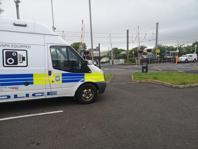 Public warned over Stevenston level crossing misuse: Stevenston