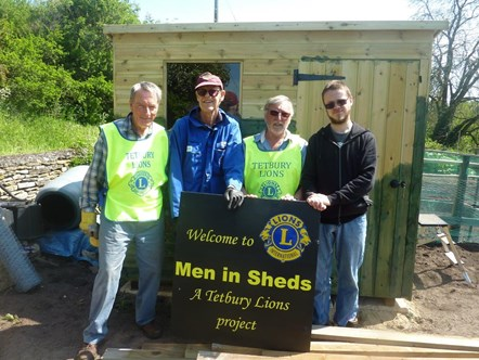 Tetbury Men in Sheds
