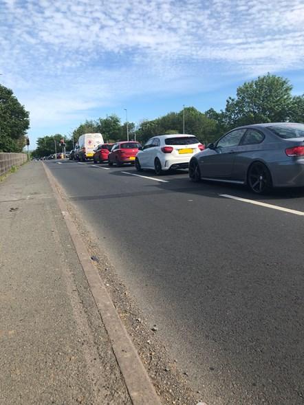 Junction 4 Congestion