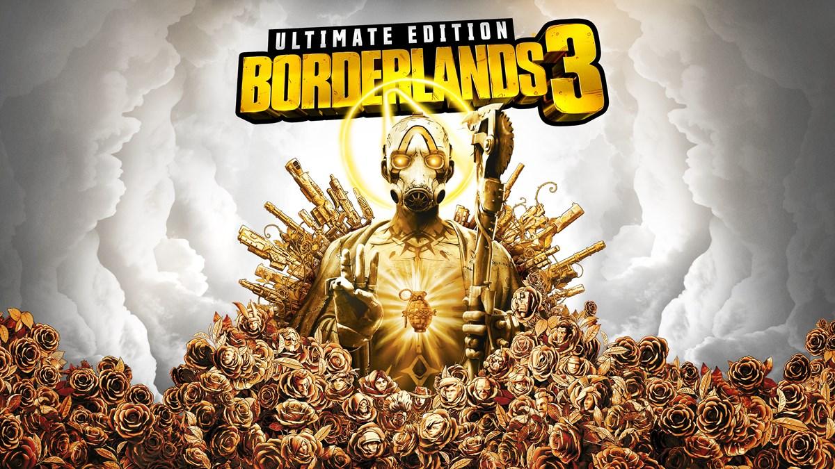 BL3 Ultimate Edition Key Art
