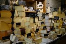 1. IJ Mellis Cheesemonger, Victoria Street, Edinburgh