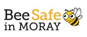 Moray schools covid-19 safety campaign launches: Bee Safe logo