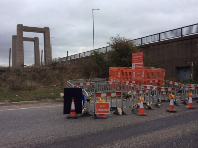 Swale gas leak repairs completed successfully - Sheerness line expected to re-open tomorrow morning: IMG 0748