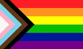 UK Black Pride flag: Flag representing the annual UK Black Pride event