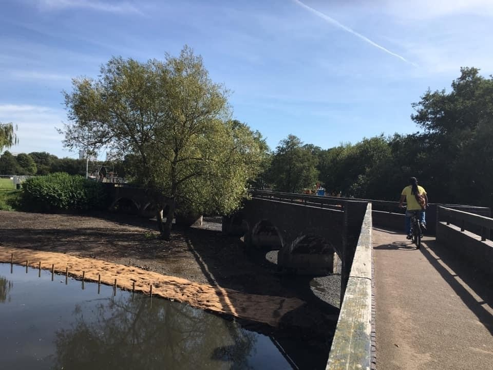 Solihull wildlife project benefits from HS2 Community Fund: Meriden Park July 2020