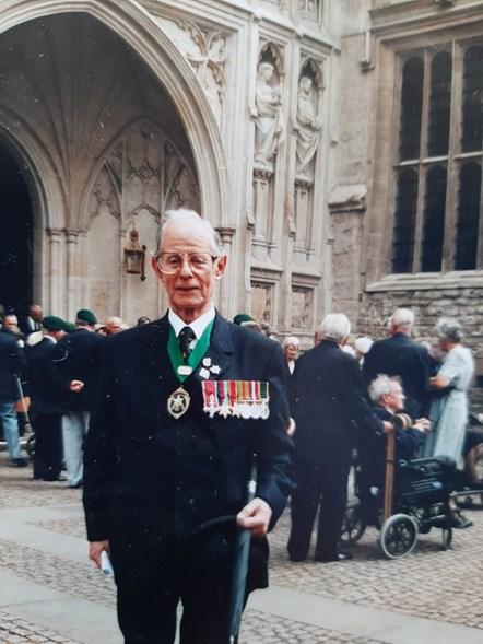 Mr Walford Hughes MBE 2