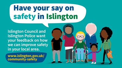 Islington Council launches consultation on how to make the borough a safer place for everyone