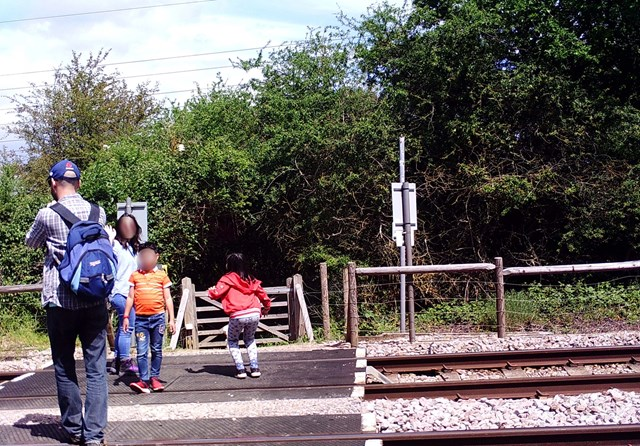 Knights level crossing misuse-3