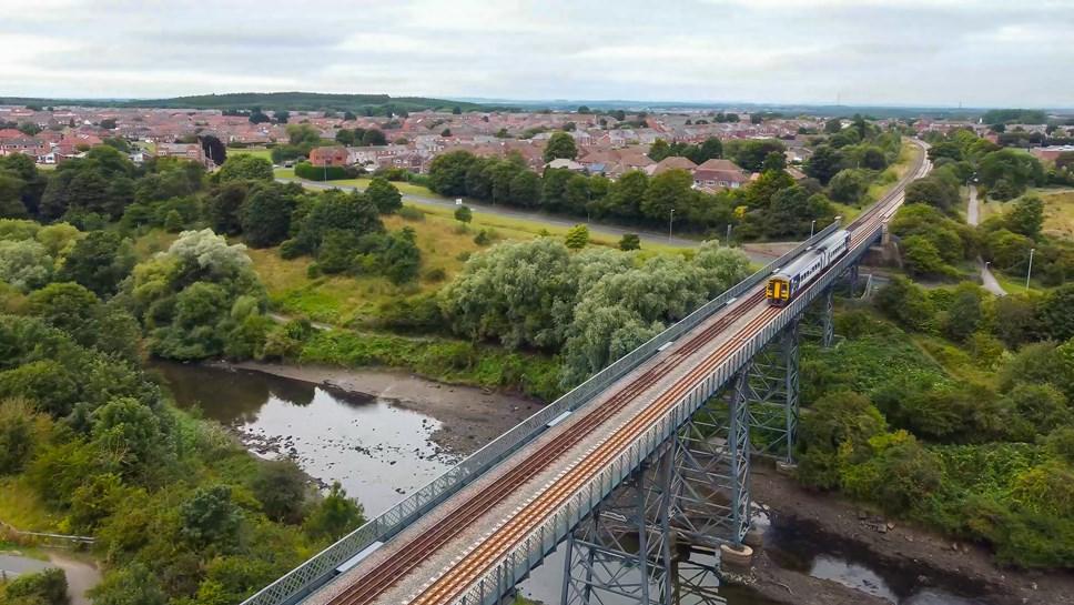 Bedlington Railway Bridge