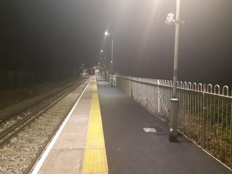 Edenbridge Station 2