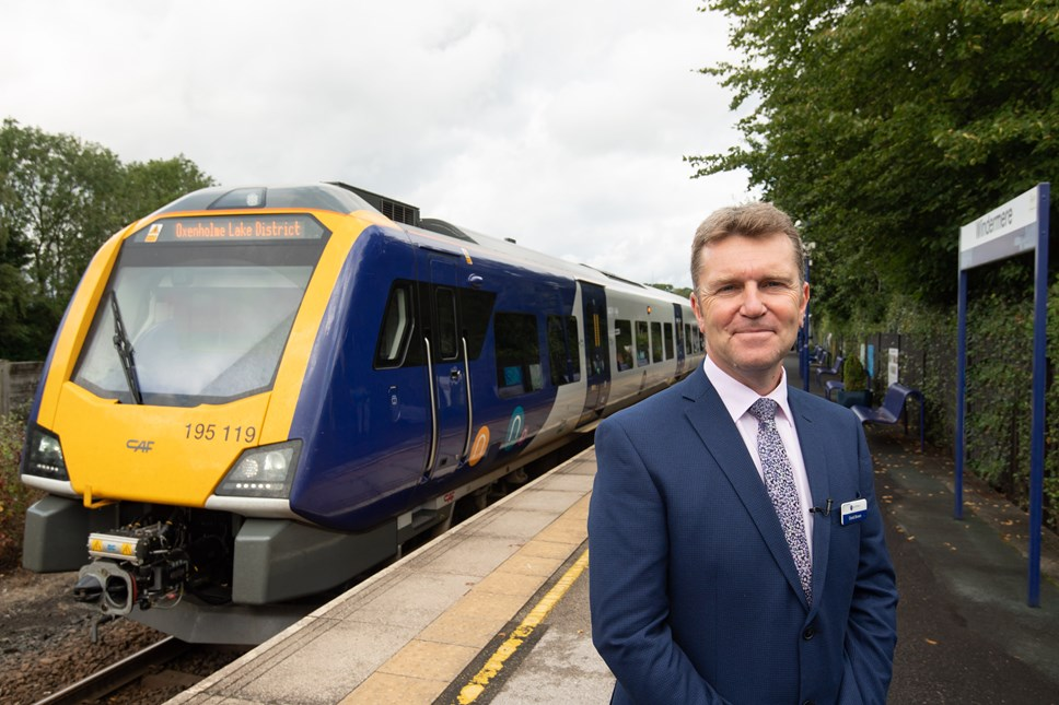 One third of Northern's brand new trains now serving customers:  DSC7950