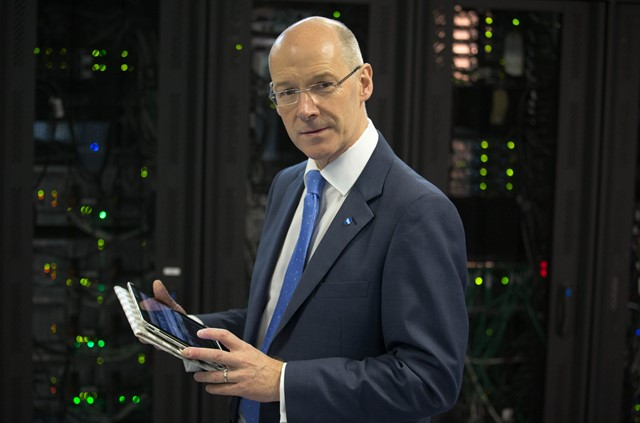 Faster internet for Scots: Scotland's IXP Rollout