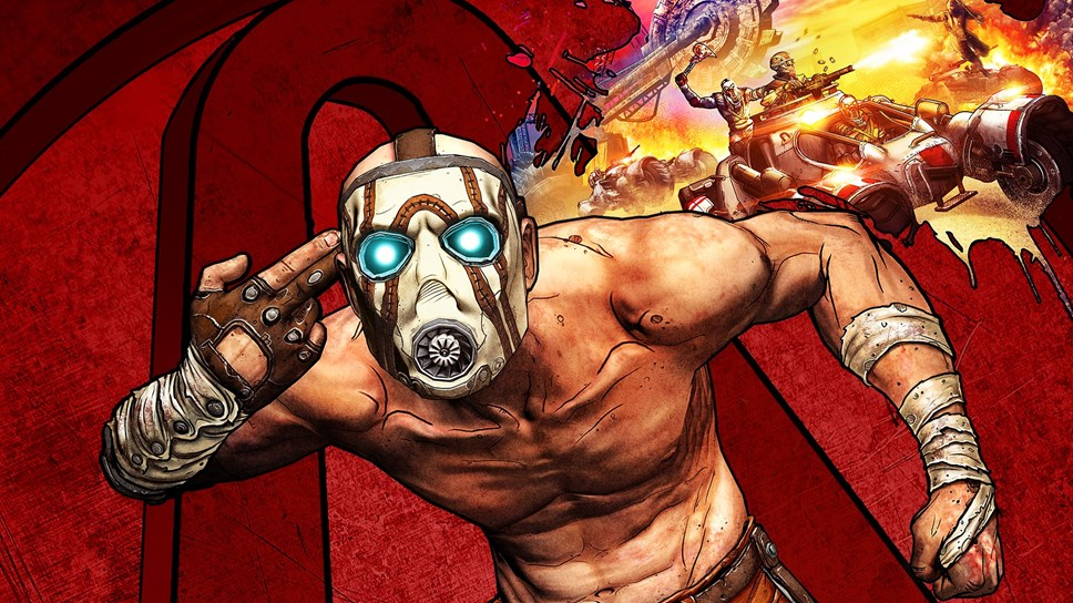 Borderlands®: Game of the Year Edition and Borderlands®: The Handsome Collection Ultra HD Texture Pack Now Available Worldwide: BL GOTY Art Horizontal