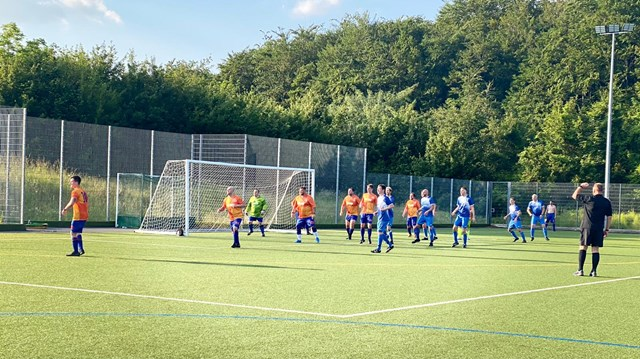 Network Rail staff host football match for mental health charities supported by Pompey legend: PHOTO-2021-07-07-17-05-52