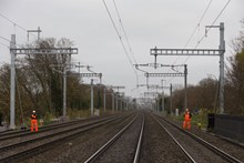 Electrification for Crossrail programme 252890