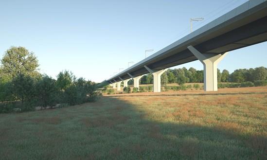 Wendover Dean Viaduct 6