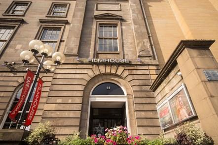 Filmhouse External (c) Abbie Dobson