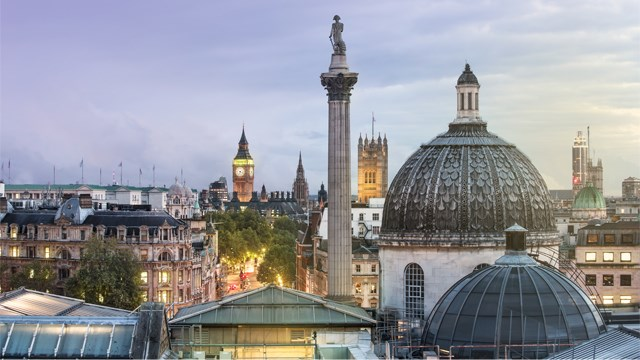 London scoops Best UK City in Condé Nast Traveller Travel Awards : 83898-640x360-london-skyline-640x360.jpg