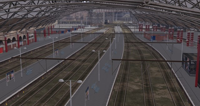 Virtual reality used to design Liverpool Lime Street station upgrade – September 2016