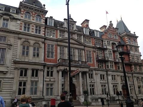 Institute of Mechanical Engineers headquarters, Westminster, London